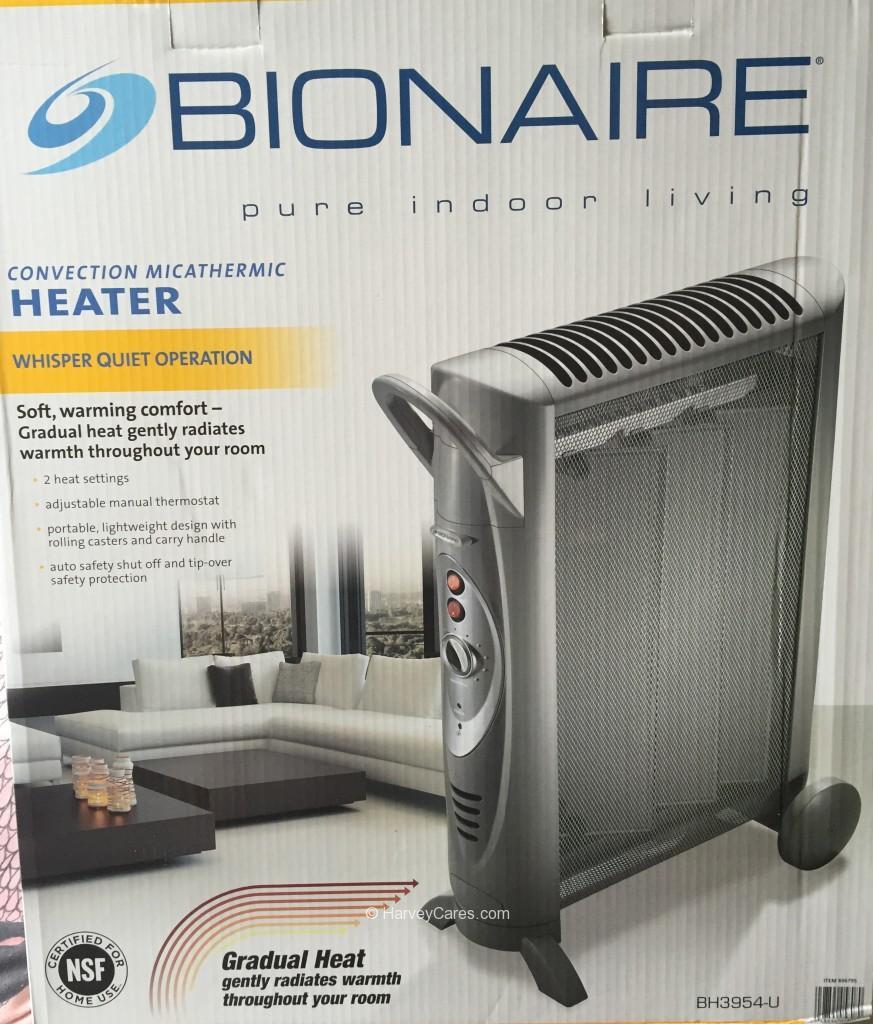 Bionaire MicaThermic Convection Heater