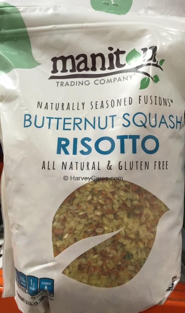 Manitou Butternut Squash Risotto