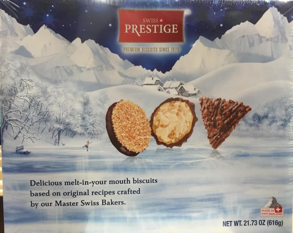 Swiss Prestige Premium Biscuits