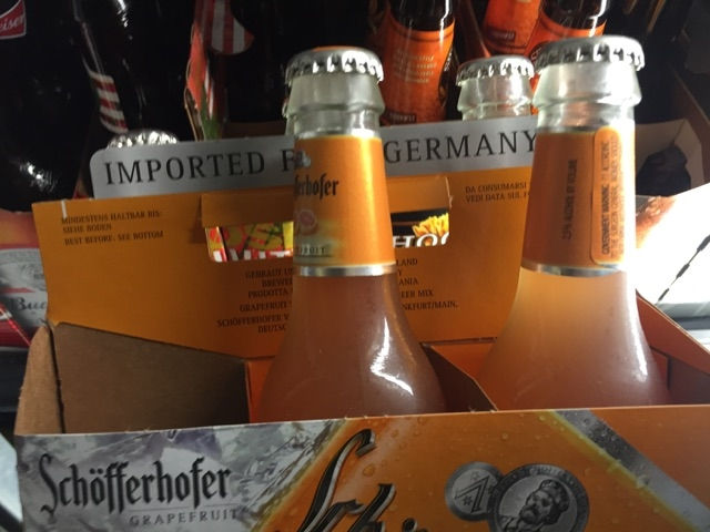 Grapefruit Beer Schofferhofer Hefeweizen Six Pack