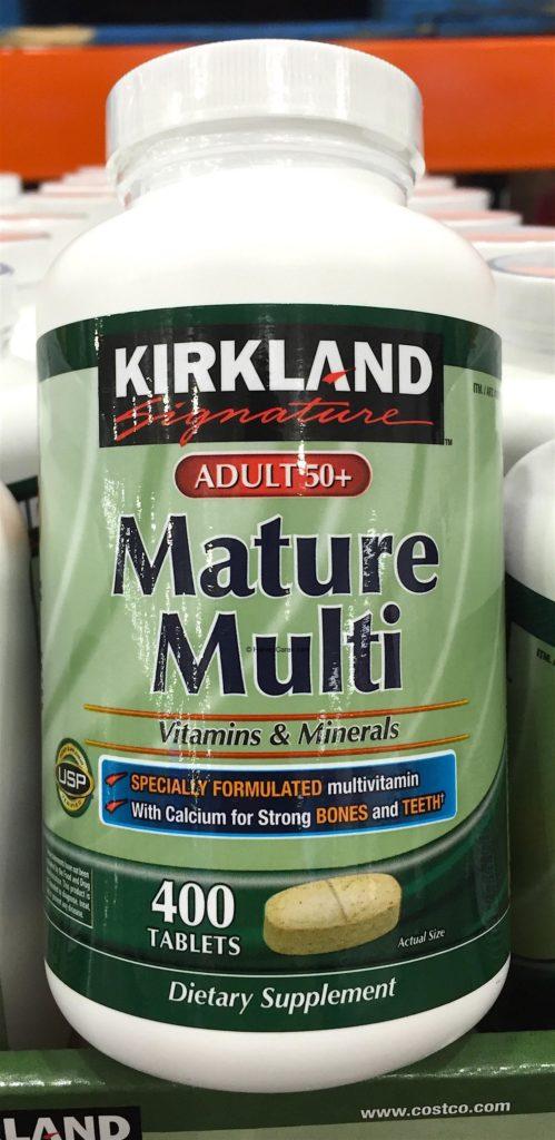 Kirkland Adult Mature Multi