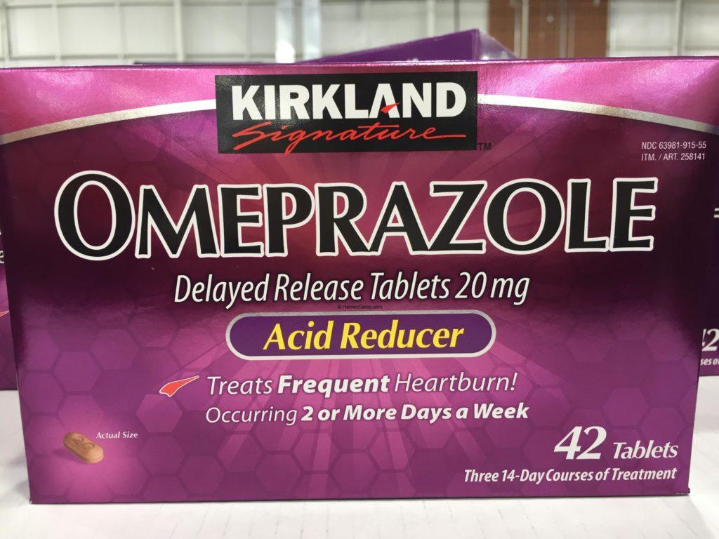 Kirkland Omeprazole Acid Reducer