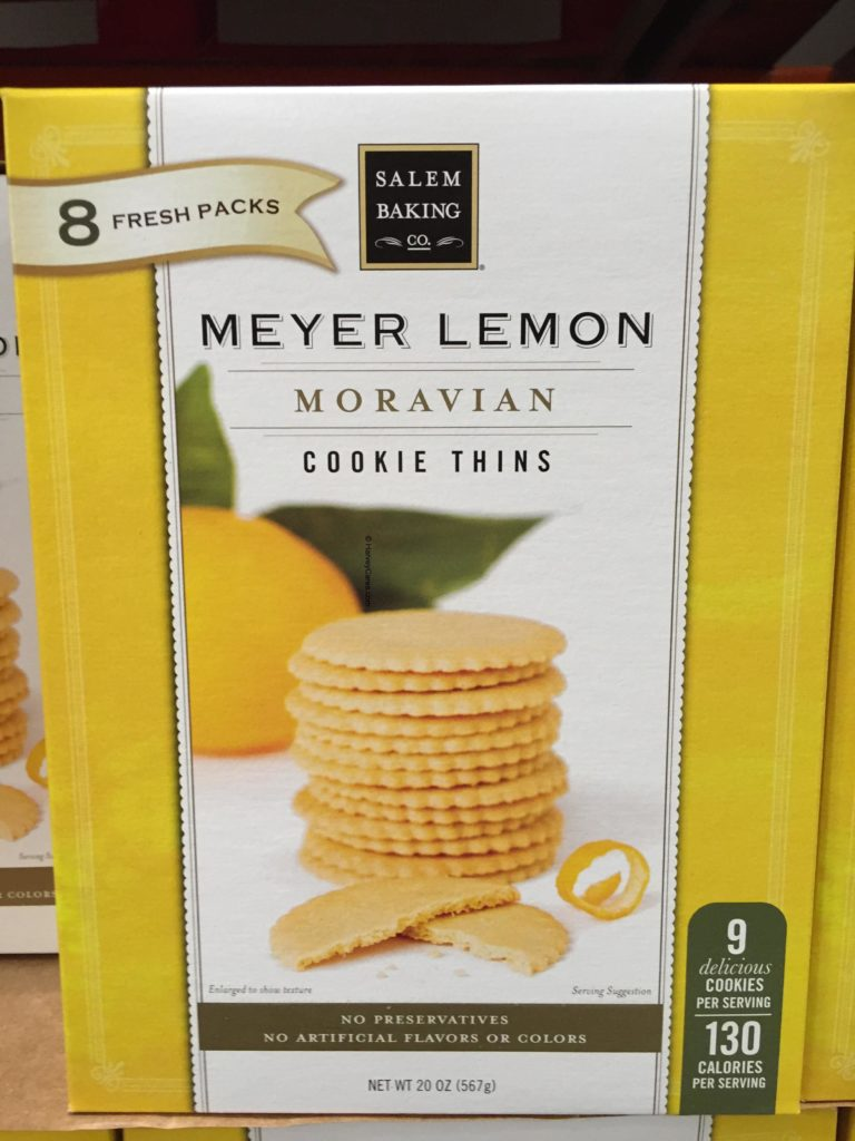 Salem Baking Meyer Lemon Cookie