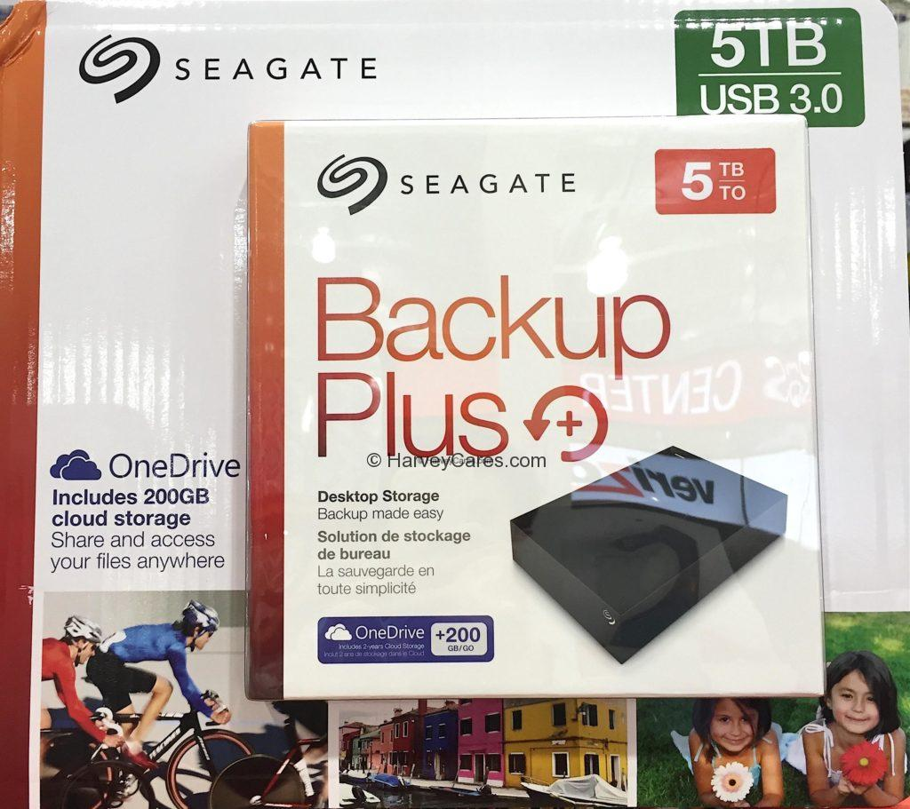Seagate Backup Plus USB 3.0 External Hard Drive