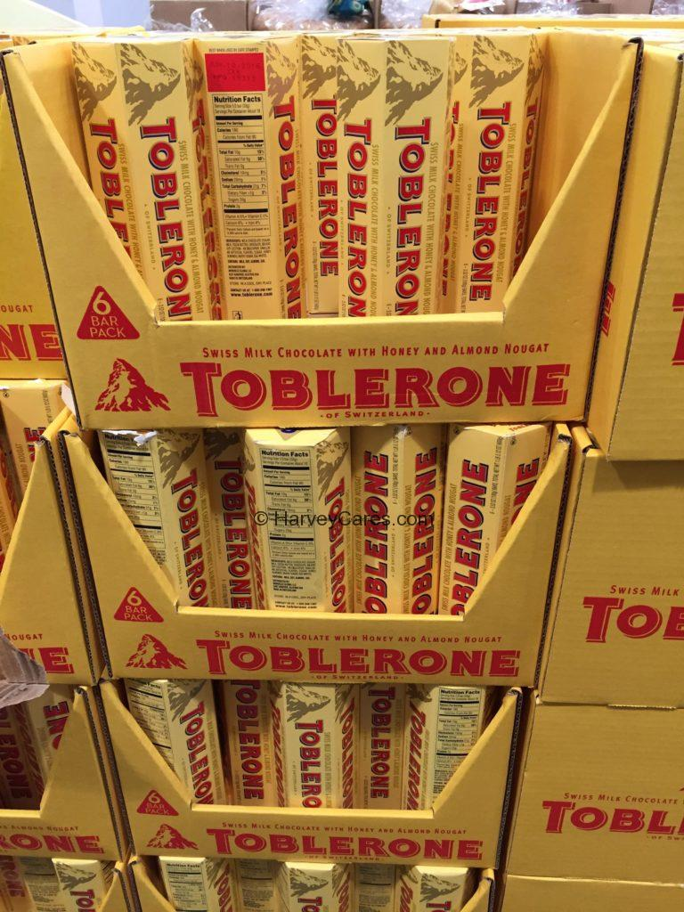 Toblerone Swiss Milk Chocolate Bars Product Information Description Item Details About
