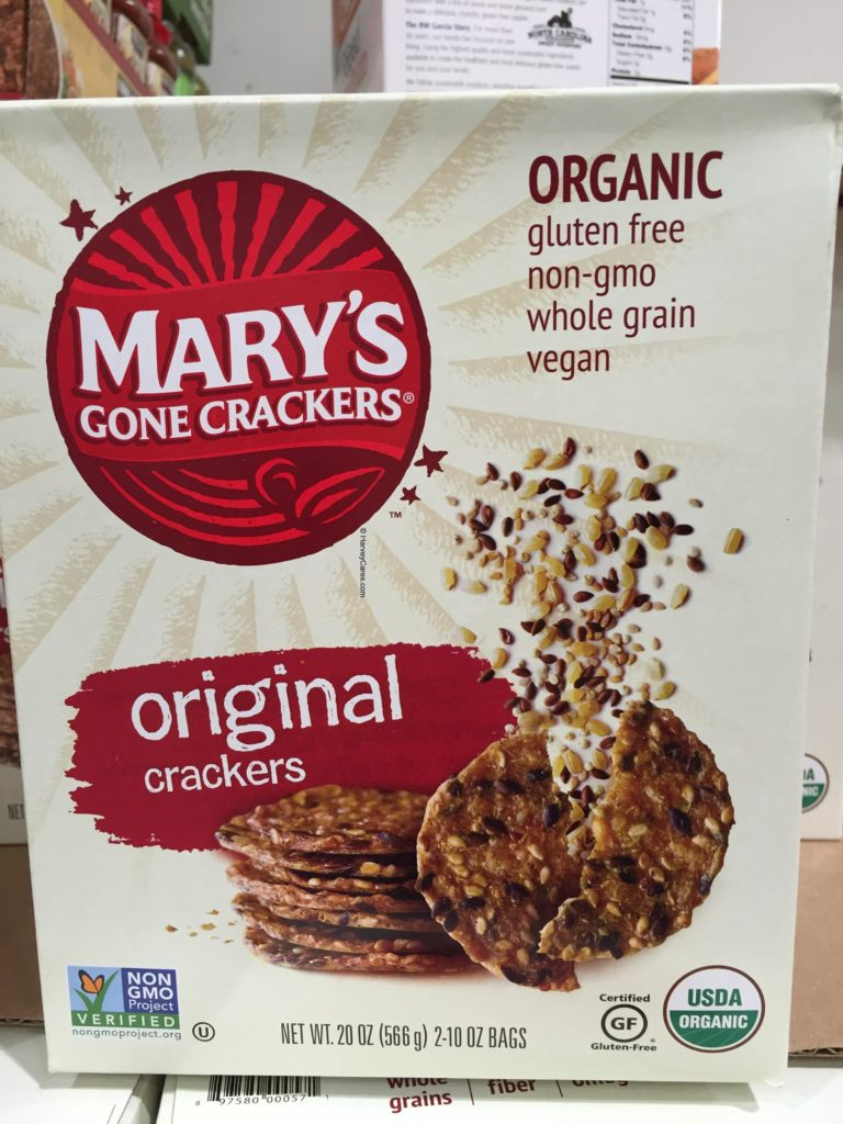 Mary's Gone Crackers Organic Whole Grain Crackers
