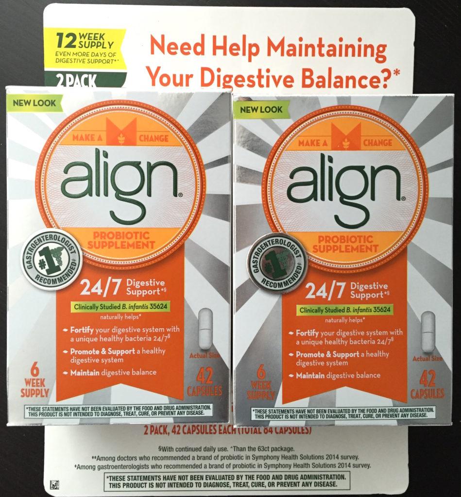 Align Digestive Probiotic Supplement
