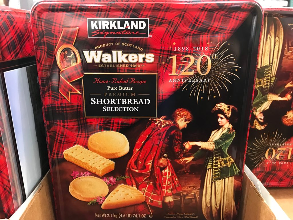 Kirkland Signature Walkers Shortbread
