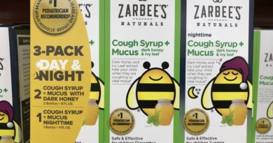 Zarbee's Naturals Cough Syrup + Mucus