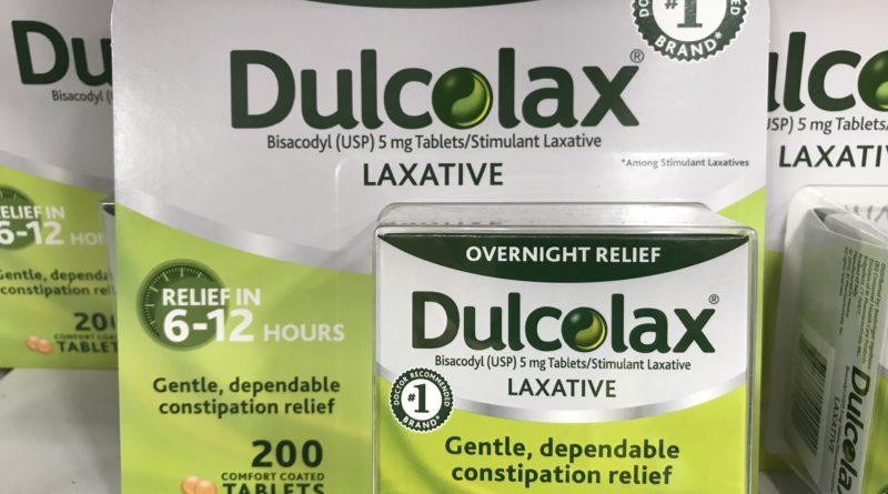 Dulcolax Gentle Overnight Laxative