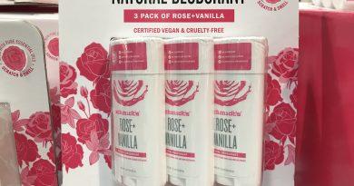 Schmidt's Natural Deodorant Rose and Vanilla