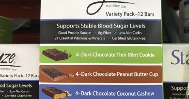 Stabilyze Low Glycemic Nutrition Bar