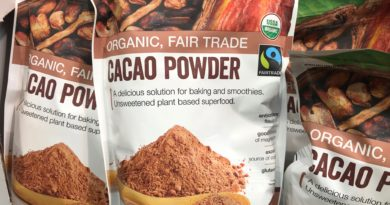 Volupta Organic Cacao Powder