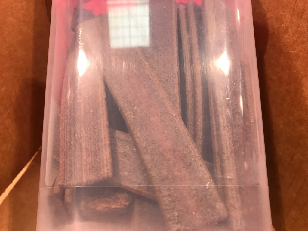 Big Heart Beef Jerky Dog Treats Actual View