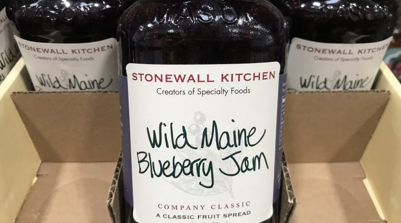 Stonewall Kitchen Wild Maine Blueberry Jam