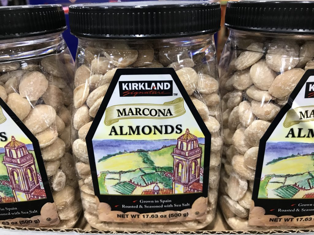 Kirkland Signature Marcona Almonds